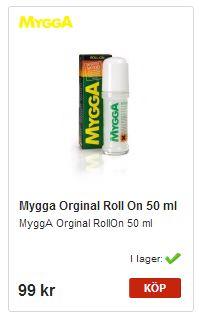Myggmedel Original