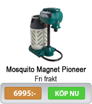 Myggfälla pioneer