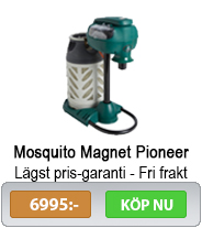 myggfälla ny pioneer 2