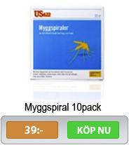Myggspiraler