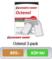 Octenol till myggfångare