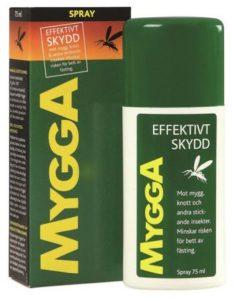 myggspray Mygga A