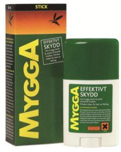 Stick myggmedel från Mygga A
