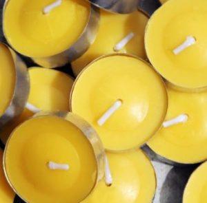 myggljus med citronella
