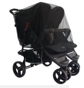 myggnät till barnvagn
