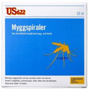 myggspiraler US622