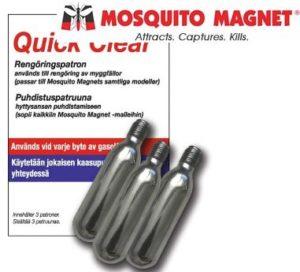 rengöringspatron mosqutito magnet