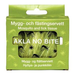 Akla No Bite Servetter 10ST